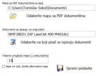 SokoliPDFIspis slika programa